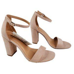 A New Day Women's Size 6 Pink Michaela Block Heel